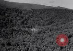 Image of dropping supplies Salamaua Papua New Guinea, 1944, second 10 stock footage video 65675020565