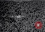 Image of dropping supplies Salamaua Papua New Guinea, 1944, second 14 stock footage video 65675020565