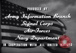 Image of war effort Springfield New Jersey USA, 1944, second 12 stock footage video 65675020570