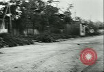Image of destroyed town Russia, 1942, second 9 stock footage video 65675020601