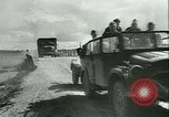 Image of German motorized columns Russia, 1942, second 6 stock footage video 65675020602