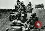 Image of German motorized columns Russia, 1942, second 10 stock footage video 65675020602