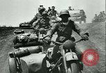 Image of German motorized columns Russia, 1942, second 12 stock footage video 65675020602