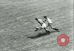 Image of Soccer match Vichy France, 1942, second 5 stock footage video 65675020603