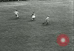 Image of Soccer match Vichy France, 1942, second 9 stock footage video 65675020603