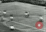 Image of Soccer match Vichy France, 1942, second 12 stock footage video 65675020603