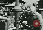 Image of tractors and plows France, 1942, second 8 stock footage video 65675020604