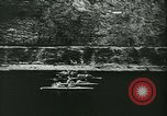 Image of canoe regatta Prague Czechoslovakia, 1943, second 3 stock footage video 65675020607