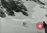 Image of German Mountain Troops Mount Elbrus Caucasus, 1943, second 4 stock footage video 65675020623