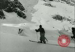 Image of German Mountain Troops Mount Elbrus Caucasus, 1943, second 5 stock footage video 65675020623