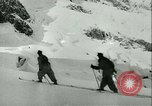 Image of German Mountain Troops Mount Elbrus Caucasus, 1943, second 6 stock footage video 65675020623