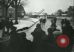 Image of Ice skating Berlin Germany, 1942, second 10 stock footage video 65675020625