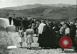 Image of Religious procession Croatia, 1942, second 5 stock footage video 65675020630