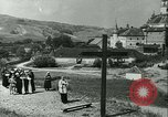 Image of Religious procession Croatia, 1942, second 12 stock footage video 65675020630