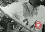 Image of Canoe race Moravia Czechoslovakia, 1942, second 11 stock footage video 65675020632