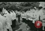 Image of Cafe waiters Madrid Spain, 1942, second 7 stock footage video 65675020633