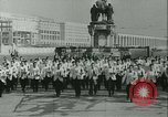 Image of Cafe waiters Madrid Spain, 1942, second 10 stock footage video 65675020633