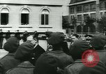 Image of Vichy Legion Tricolore troops Paris France, 1942, second 3 stock footage video 65675020635