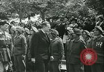 Image of Vichy Legion Tricolore troops Paris France, 1942, second 10 stock footage video 65675020635