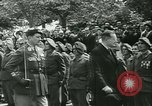 Image of Vichy Legion Tricolore troops Paris France, 1942, second 11 stock footage video 65675020635