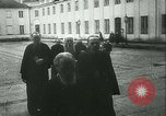 Image of Ukrainian Orthodox Church Bishops Warsaw Poland, 1944, second 4 stock footage video 65675020636