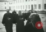 Image of Ukrainian Orthodox Church Bishops Warsaw Poland, 1944, second 5 stock footage video 65675020636