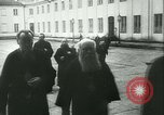 Image of Ukrainian Orthodox Church Bishops Warsaw Poland, 1944, second 6 stock footage video 65675020636