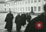 Image of Ukrainian Orthodox Church Bishops Warsaw Poland, 1944, second 8 stock footage video 65675020636