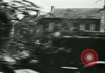 Image of German troops invade Merville France Merville France, 1940, second 9 stock footage video 65675020644