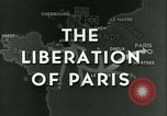 Image of French Forces of the Interior Paris France, 1944, second 2 stock footage video 65675020658
