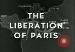 Image of French Forces of the Interior Paris France, 1944, second 4 stock footage video 65675020658