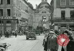 Image of George Patton's troops Rennes France, 1944, second 1 stock footage video 65675020663