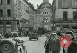 Image of George Patton's troops Rennes France, 1944, second 2 stock footage video 65675020663