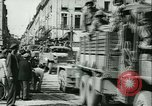 Image of George Patton's troops Rennes France, 1944, second 9 stock footage video 65675020663