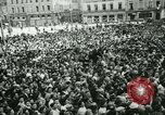 Image of Liberation ceremony Rennes France, 1945, second 9 stock footage video 65675020664