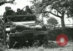 Image of United States troops France, 1945, second 2 stock footage video 65675020667
