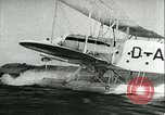 Image of German biplane North Sea, 1941, second 3 stock footage video 65675020681