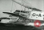 Image of German biplane North Sea, 1941, second 4 stock footage video 65675020681