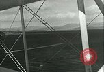 Image of German biplane North Sea, 1941, second 8 stock footage video 65675020681