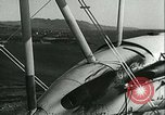 Image of German biplane North Sea, 1941, second 11 stock footage video 65675020681
