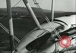 Image of German biplane North Sea, 1941, second 12 stock footage video 65675020681