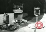 Image of men in bar Germany, 1941, second 9 stock footage video 65675020685