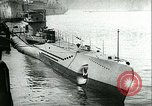 Image of German submarine Germany, 1940, second 3 stock footage video 65675020690