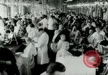 Image of Coiffures compete Paris France, 1953, second 6 stock footage video 65675020698