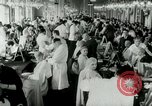 Image of Coiffures compete Paris France, 1953, second 7 stock footage video 65675020698