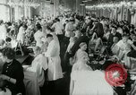 Image of Coiffures compete Paris France, 1953, second 8 stock footage video 65675020698