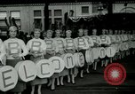 Image of Milwaukee Braves baseball team arrives in the city Milwaukee Wisconsin USA, 1953, second 8 stock footage video 65675020699