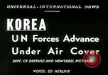 Image of United Nations Forces Korea, 1950, second 6 stock footage video 65675020702