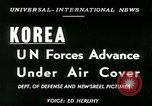 Image of United Nations Forces Korea, 1950, second 9 stock footage video 65675020702