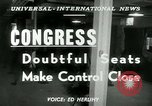 Image of 82nd Cogressional Electiions United States USA, 1950, second 3 stock footage video 65675020703